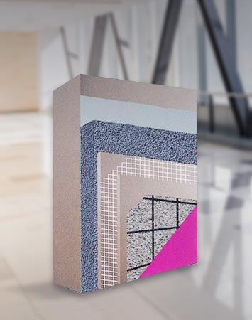 外墙保温板生产_无机轻集料保温板-A1级防火保温板薄抹灰系统-保温装饰一体板 ...